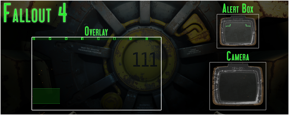 Fallout 4 Stream Overlay