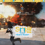 Just Cause 3 Bundle | Overlay + Camera + Alert Box X 3